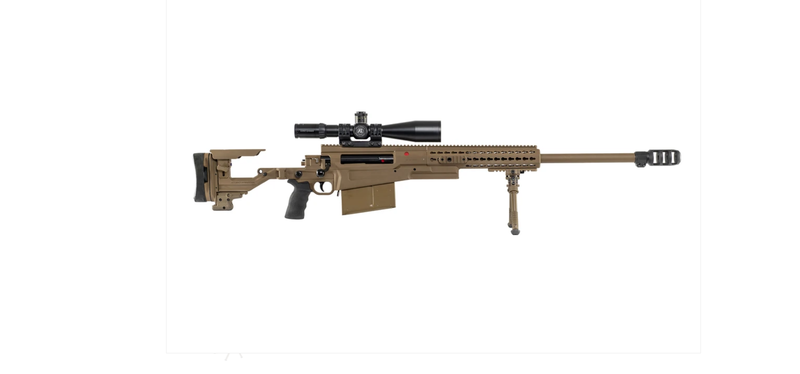 Accuracy International AX50 ELR Bolt Action  50 Bmg Rifles