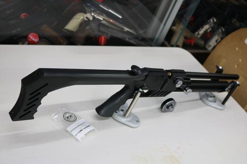 fx dreamline lite compact (cylinder) .22  Air Rifles