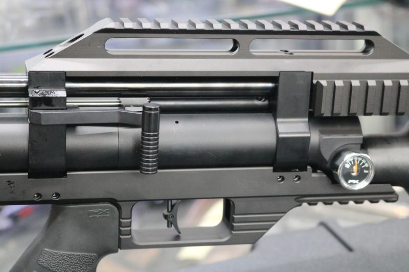 fx MAVERICK SNIPER .25  Air Rifles