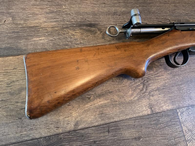 Swiss K31 Bolt Action  7.5x55 Rifles