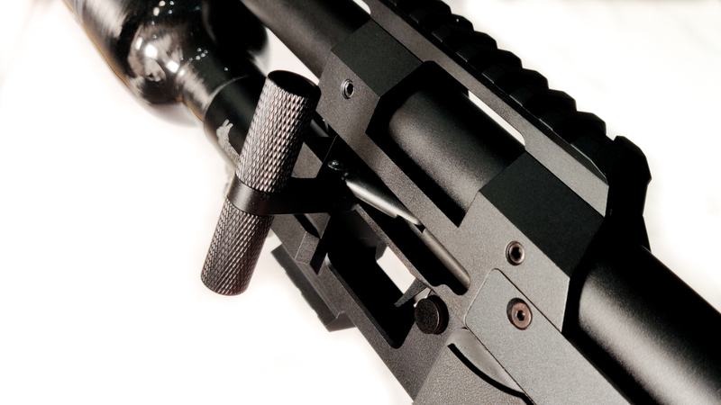 rti arms Prophet .25  Air Rifles