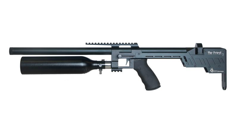 rti arms Priest 11 .22  Air Rifles