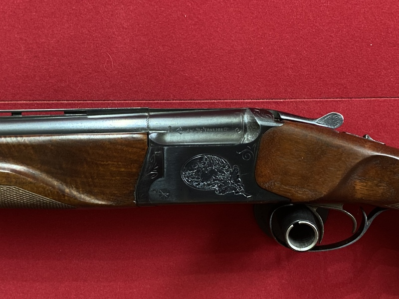 Baikal  12 Bore/gauge  Over and under